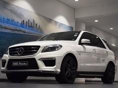 2015 Mercedes-Benz M-Class Ml 63 Amg  Kwazulu Natal
