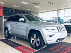 2018 Jeep Grand Cherokee 3.6 Overland Gauteng