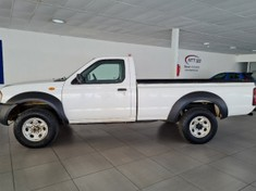 2017 Nissan NP300 Hardbody 2.4i LWB 4X4 Single Cab Bakkie North West Province Klerksdorp_2