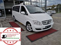 2012 Mercedes-Benz Vito 116 Cdi Shuttle Automatic Gauteng Midrand_0