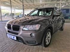 2011 BMW X3 Xdrive20d A/t  Western Cape