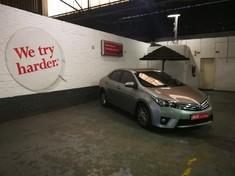 2018 Toyota Corolla 1.8 Exclusive CVT Western Cape