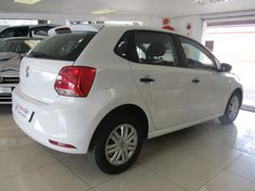 2020 Volkswagen Polo Vivo 1.4 Trendline 5-Door North West Province Brits_3