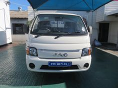 2021 JAC X200 S 2.8 TD 1.5TON S/C D/S Western Cape