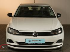 2020 Volkswagen Polo 1.0 TSI Trendline Gauteng Heidelberg_1
