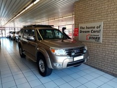 2013 Ford Everest 3.0 Tdci Ltd 4x4 At  Western Cape Bellville_0