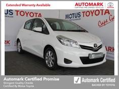 2013 Toyota Yaris 1.3 Xs 5dr  Western Cape Brackenfell_0
