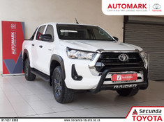 2020 Toyota Hilux 2.4 GD-6 RB Raider Double Cab Bakkie Mpumalanga