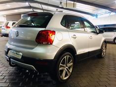 2011 Volkswagen Polo 1.6 Cross 5dr  Gauteng Pretoria_4