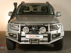 2014 Volkswagen Amarok 2.0 BiTDi Highline 132KW 4MOT Auto Double cab bakk Gauteng Heidelberg_1