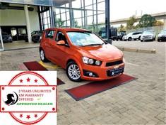 2015 Chevrolet Sonic 1.6 Ls 5dr  Gauteng Midrand_0