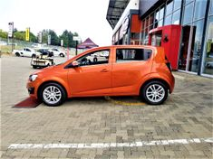 2015 Chevrolet Sonic 1.6 Ls 5dr  Gauteng Midrand_4