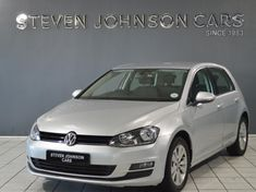2014 Volkswagen Golf Vii 1.4 Tsi Comfortline  Western Cape Cape Town_1