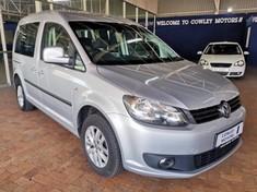2014 Volkswagen Caddy 1.6i Trendline  Western Cape Parow_2