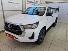 2021 Toyota Hilux 2.4 GD-6 RB Raider Single Cab Bakkie Limpopo Groblersdal_0