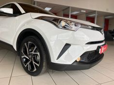 2019 Toyota C-HR TOYOTA C-HR 1.2 PLUS CVTAUTOMATIC Gauteng Centurion_1