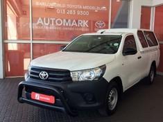 2021 Toyota Hilux 2.0 VVTi AC Single Cab Bakkie Mpumalanga Middelburg_0