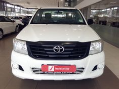 2015 Toyota Hilux 2.5 D-4d Pu Sc  Limpopo Mokopane_1