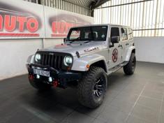 2011 Jeep Wrangler 3.8 Unltd Sahara A/t  Gauteng