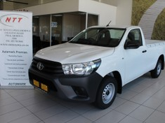 2021 Toyota Hilux 2.0 VVTi S Single Cab Bakkie Limpopo