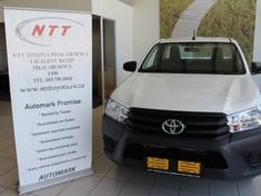 2021 Toyota Hilux 2.0 VVTi S Single Cab Bakkie Limpopo Phalaborwa_1