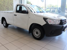 2021 Toyota Hilux 2.0 VVTi S Single Cab Bakkie Limpopo Phalaborwa_2