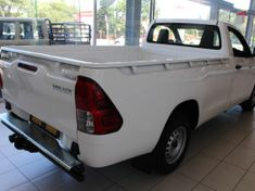 2021 Toyota Hilux 2.0 VVTi S Single Cab Bakkie Limpopo Phalaborwa_3