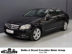 2009 Mercedes-Benz C-Class C220 Cdi Classic At  Gauteng Vereeniging_0