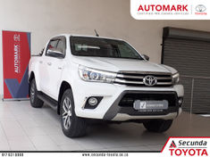 2018 Toyota Hilux 2.8 GD-6 RB Raider Double Cab Bakkie Mpumalanga