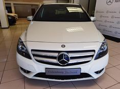 2014 Mercedes-Benz B-Class B 180 Be At  Western Cape Cape Town_1