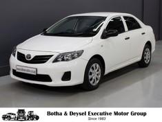 2014 Toyota Corolla Quest 1.6 Gauteng