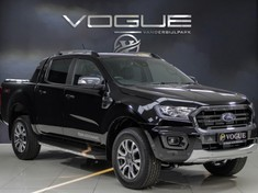 2020 Ford Ranger 2.0TDCi WILDTRAK 4X4 Auto Double Cab Bakkie Gauteng
