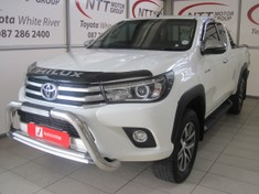 2018 Toyota Hilux 2.8 GD-6 Raider 4x4 Extended Cab Bakkie Mpumalanga White River_1