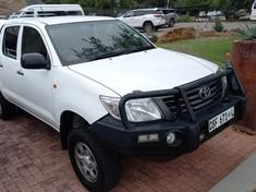 2013 Toyota Hilux 2.5d-4d Srx 4x4 P/u D/c  Limpopo