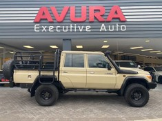 2015 Toyota Land Cruiser 79 4.5D Double cab Bakkie North West Province