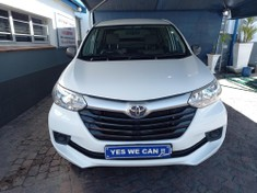 2016 Toyota Avanza 1.3 S FC PV Western Cape Kuils River_1