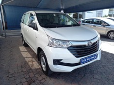 2016 Toyota Avanza 1.3 S FC PV Western Cape Kuils River_2