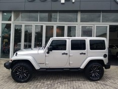 2012 Jeep Wrangler Unlimited 3.6l V6 At  Mpumalanga Nelspruit_2