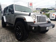 2012 Jeep Wrangler Unlimited 3.6l V6 At  Mpumalanga Nelspruit_4