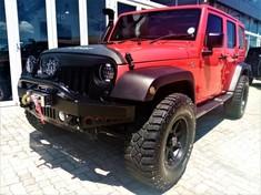 2016 Jeep Wrangler Unlimited 3.6l V6 A/t 4X4 (Extras) Mpumalanga