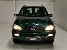 2004 Mercedes-Benz M-Class Ml 270 Cdi Fl  Gauteng Johannesburg_1