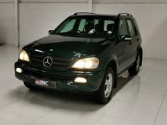 2004 Mercedes-Benz M-Class Ml 270 Cdi Fl  Gauteng Johannesburg_2