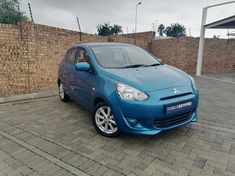 2016 Mitsubishi Mirage 1.2 GLX North West Province