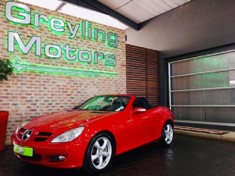 2005 Mercedes-Benz SLK-Class Slk 350 At  Gauteng Pretoria_1