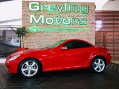 2005 Mercedes-Benz SLK-Class Slk 350 At  Gauteng Pretoria_2