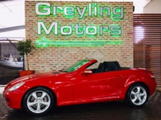 2005 Mercedes-Benz SLK-Class Slk 350 At  Gauteng Pretoria_3