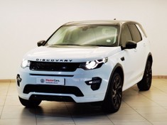 2017 Land Rover Discovery Sport SPORT 2.0i4 D HSE Western Cape