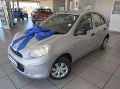 2011 Nissan Micra 1.2 Visia 5dr d82  North West Province Lichtenburg_2