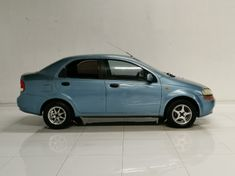 2004 Chevrolet Aveo 1.5 5dr  Gauteng Johannesburg_3