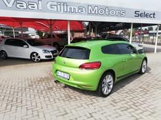 2011 Volkswagen Scirocco 2.0 Tsi Sportline  Gauteng Vereeniging_1